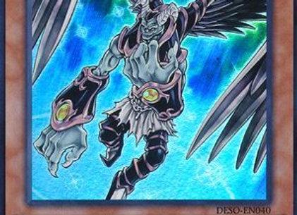 3x Darklord Edeh Arae - DESO-EN040 - Super Rare 1st Edition