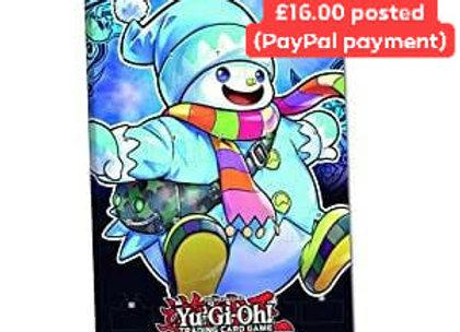 Yu-Gi-Oh Advent Calendar 2018