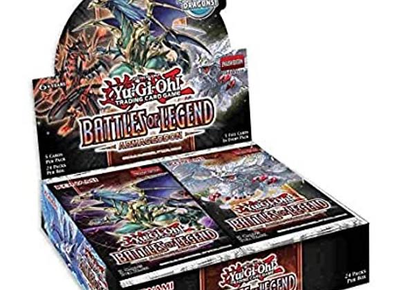 Yu-Gi-Oh! - Battles Of Legend: Armageddon Booster (24 Count)