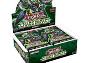 Yu-Gi-Oh! - Chaos Impact Booster Box (24 Count)