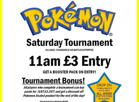 Pokemon Meet-Ups / Casual / Competitive / Learn To Play
