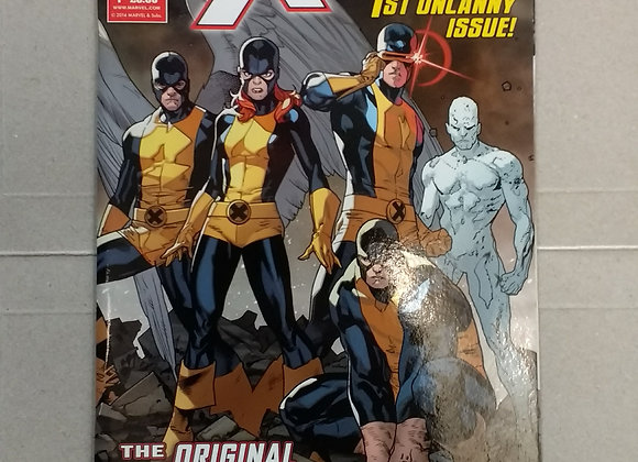ESSENTIAL X-MEN #1 August 2014 100 Page Special