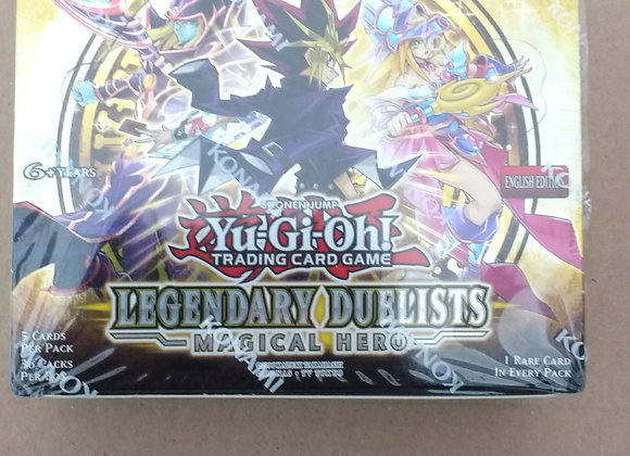 Yu-Gi-Oh Legendary Duelists Magical Hero Booster Box (36 Boosters) unlimited