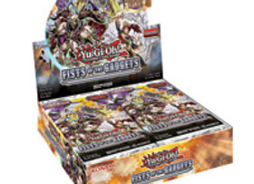 Yu-Gi-Oh! - Fists of the Gadgets Booster Box (24 Count)
