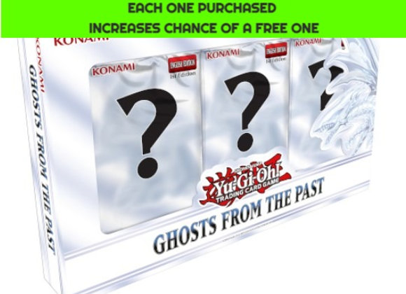 Yu-Gi-Oh! - Ghosts From The Past + PRIZE DRAW