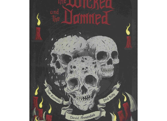 THE WICKED AND THE DAMNED (PB)