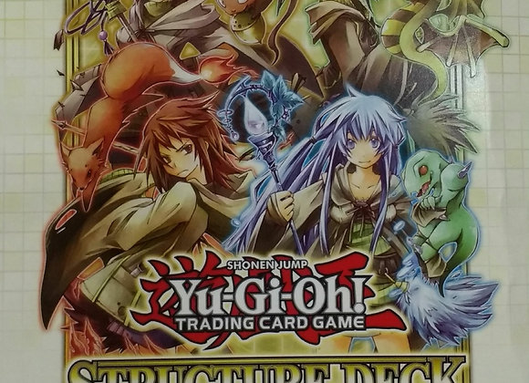 Yu-Gi-Oh! Spirit Charmers Structure Deck (Multi-buy discount)