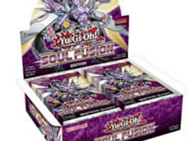 Yu-Gi-Oh! - Soul Fusion Booster Box (24 Count)