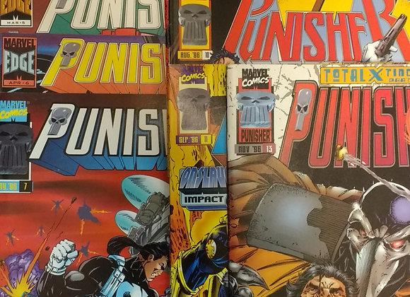 Punisher (3rd Series) #2-11 & #13
