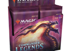 1x Magic: The Gathering - Commander Legends Collector Booster