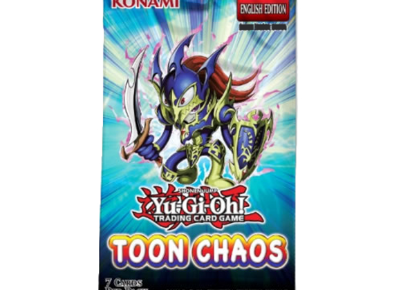 1x Yu-Gi-Oh! - Toon Chaos Booster Reprint Unlimited Edition
