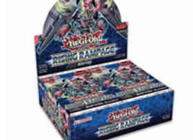 Yu-Gi-Oh! - Rising Rampage Booster Box (24 Count)