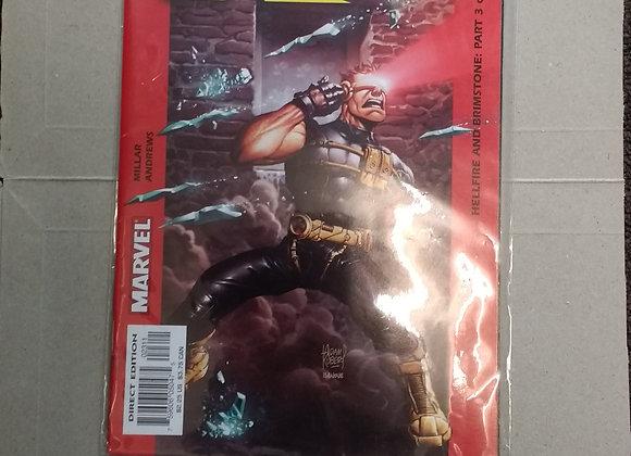 Ultimate X Men 23 Marvel Comics