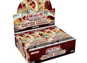 Yu-Gi-Oh! - Ignition Assault Booster Box (24 Count)