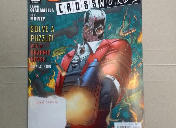 Comic Tribes Scam Crosswords #0