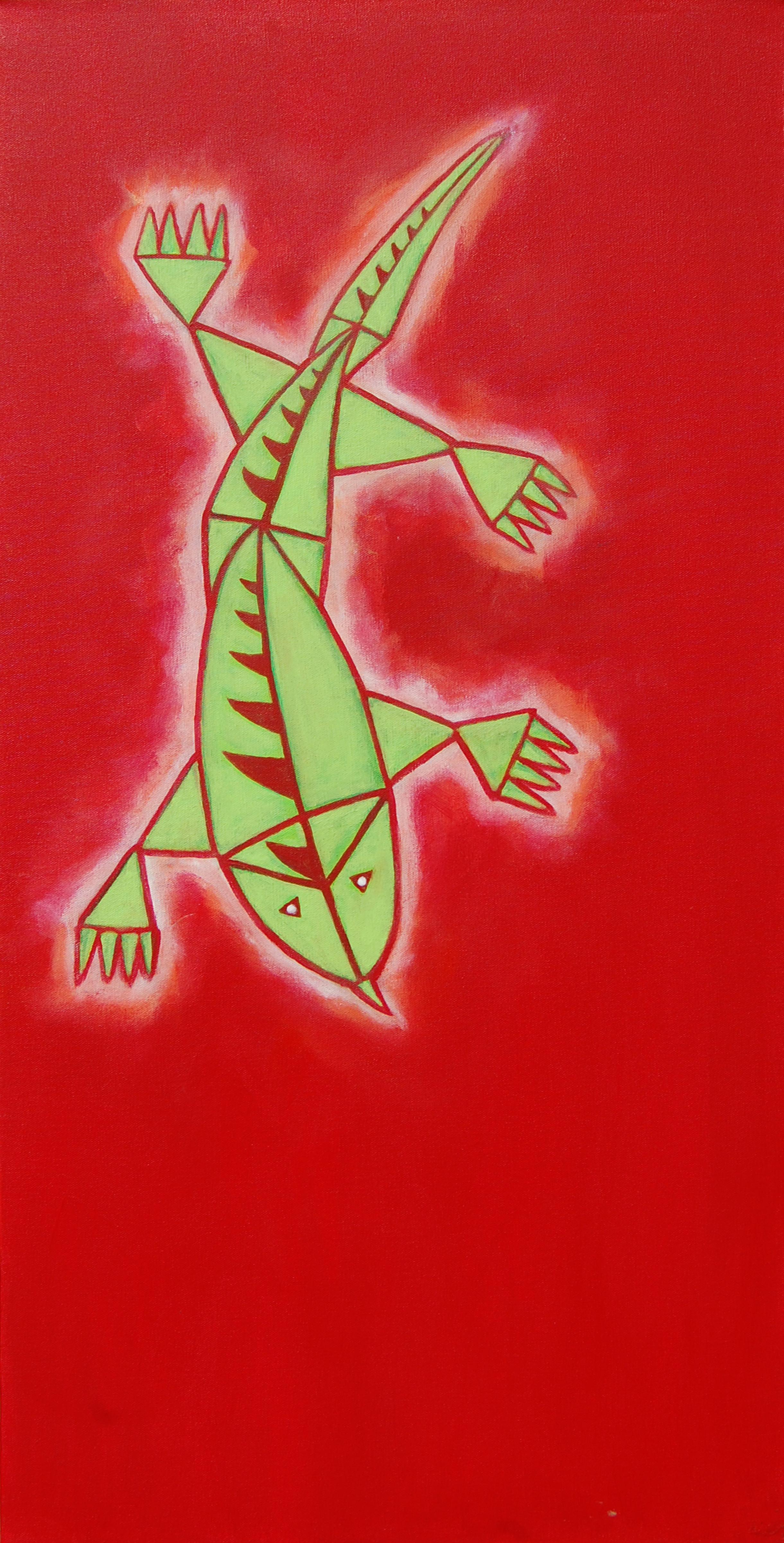 Symbolic Pride-Red
