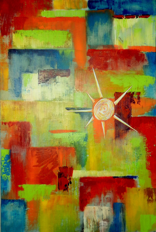 a painters palette