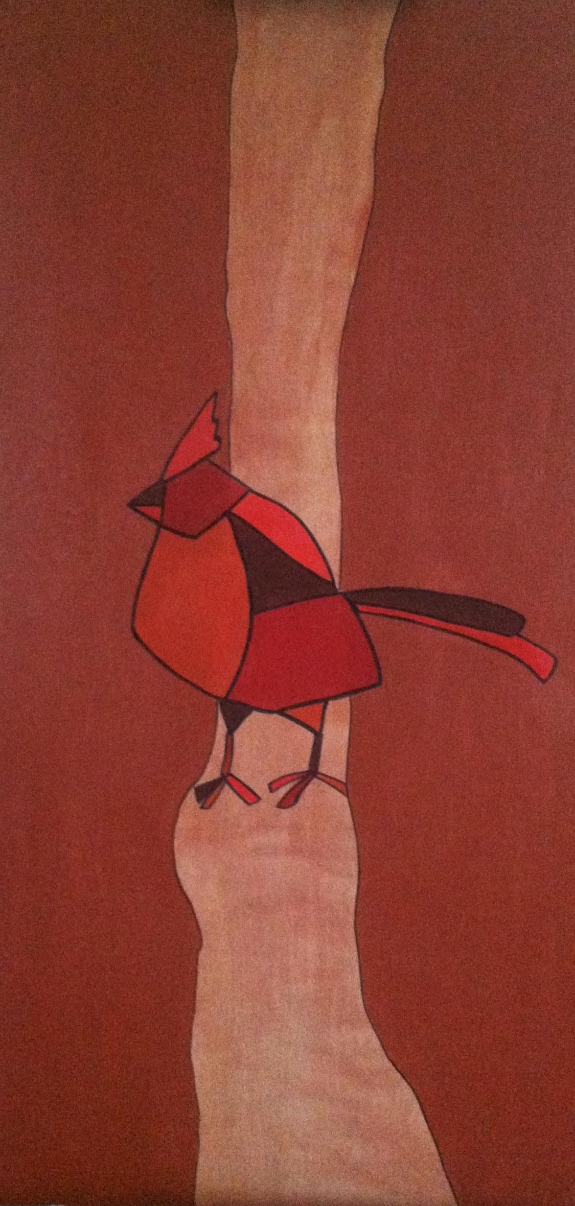 Cardinal Totem