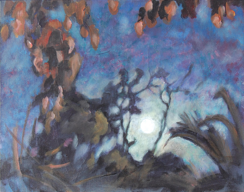 Ximeno at Night