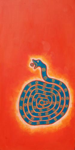 Symbolic Pride-Orange