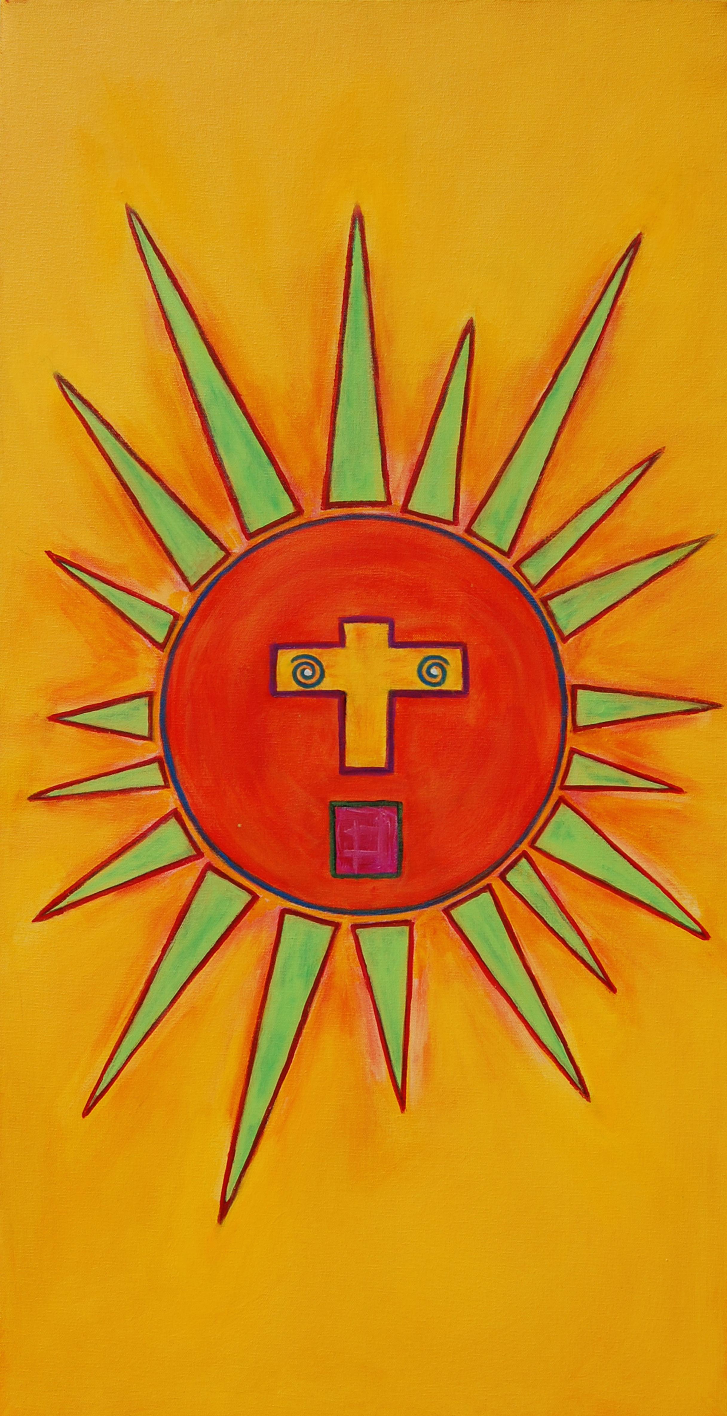 Symbolic Pride-Yellow