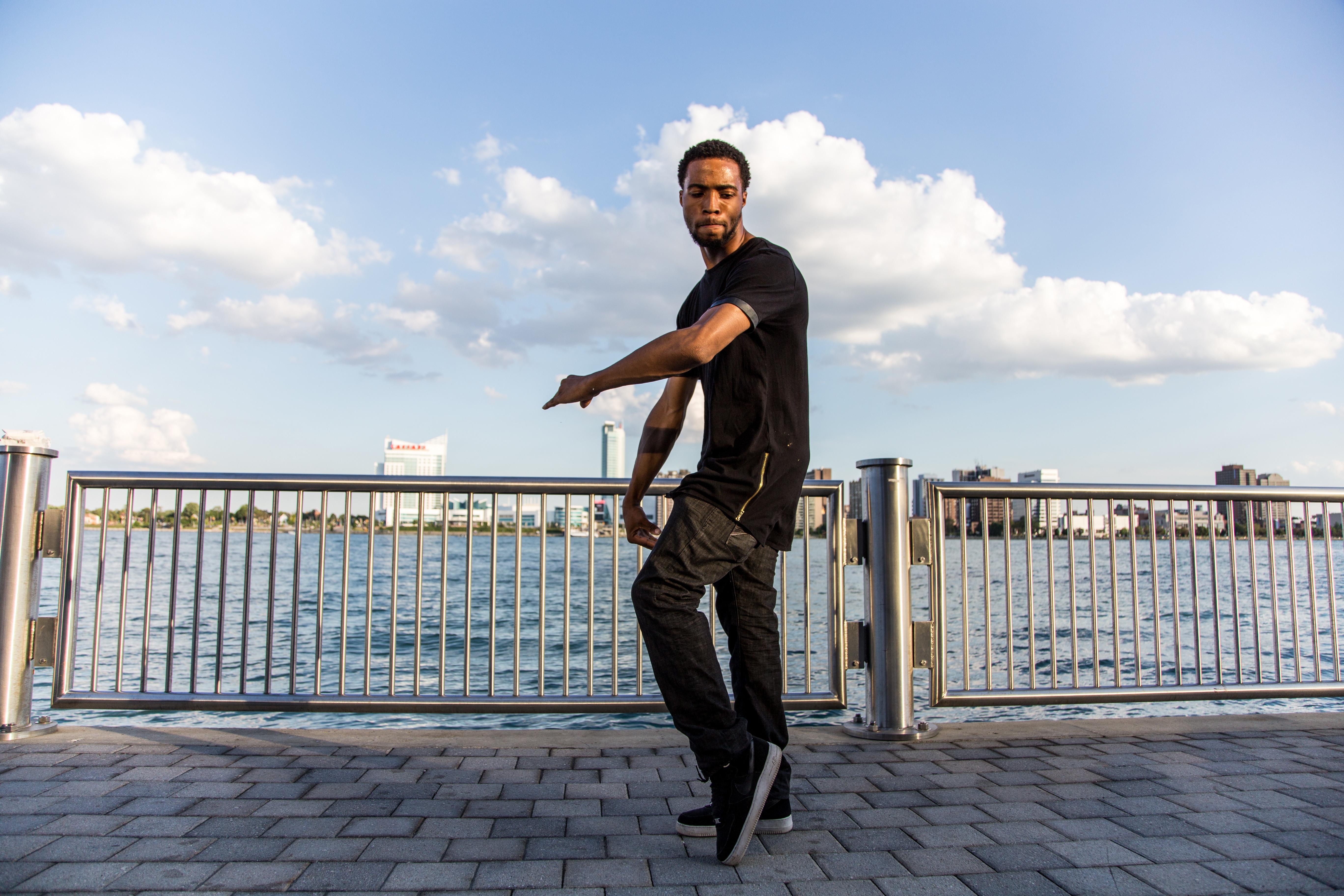Dance Promo Shoot