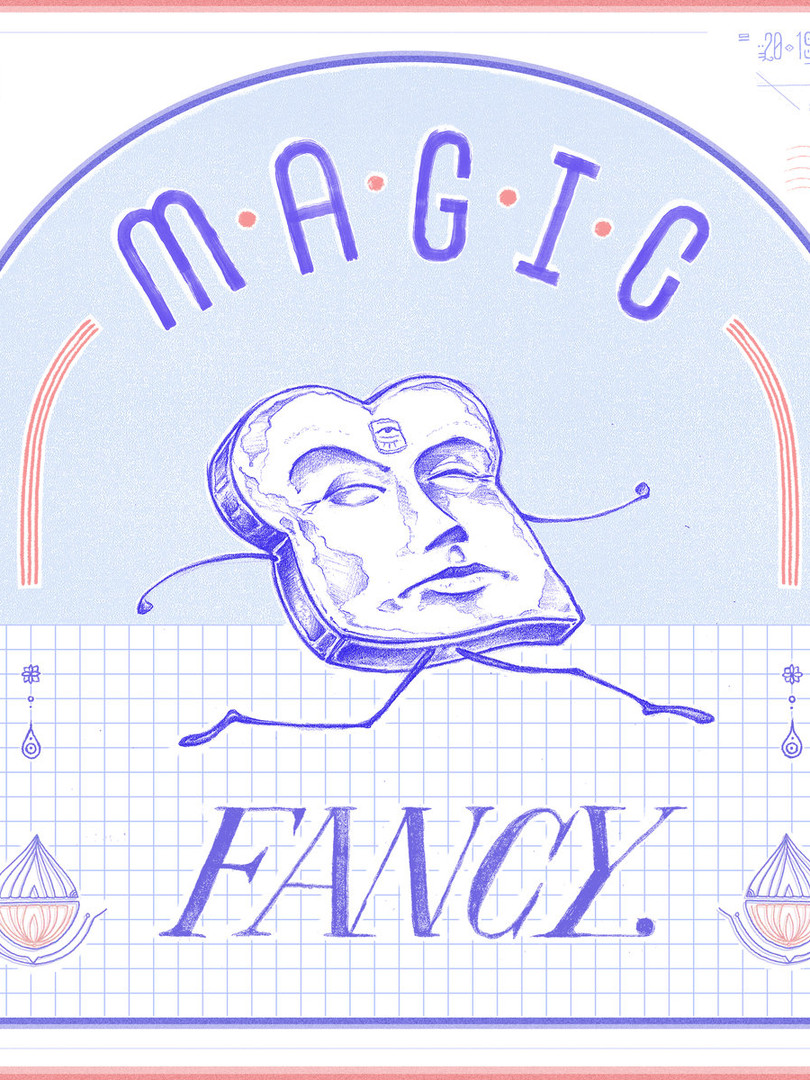 Magic Fancy - Forbidden Snacks