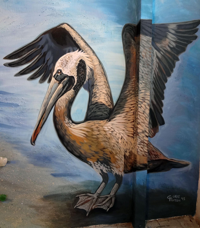 Portland Or. Muralist