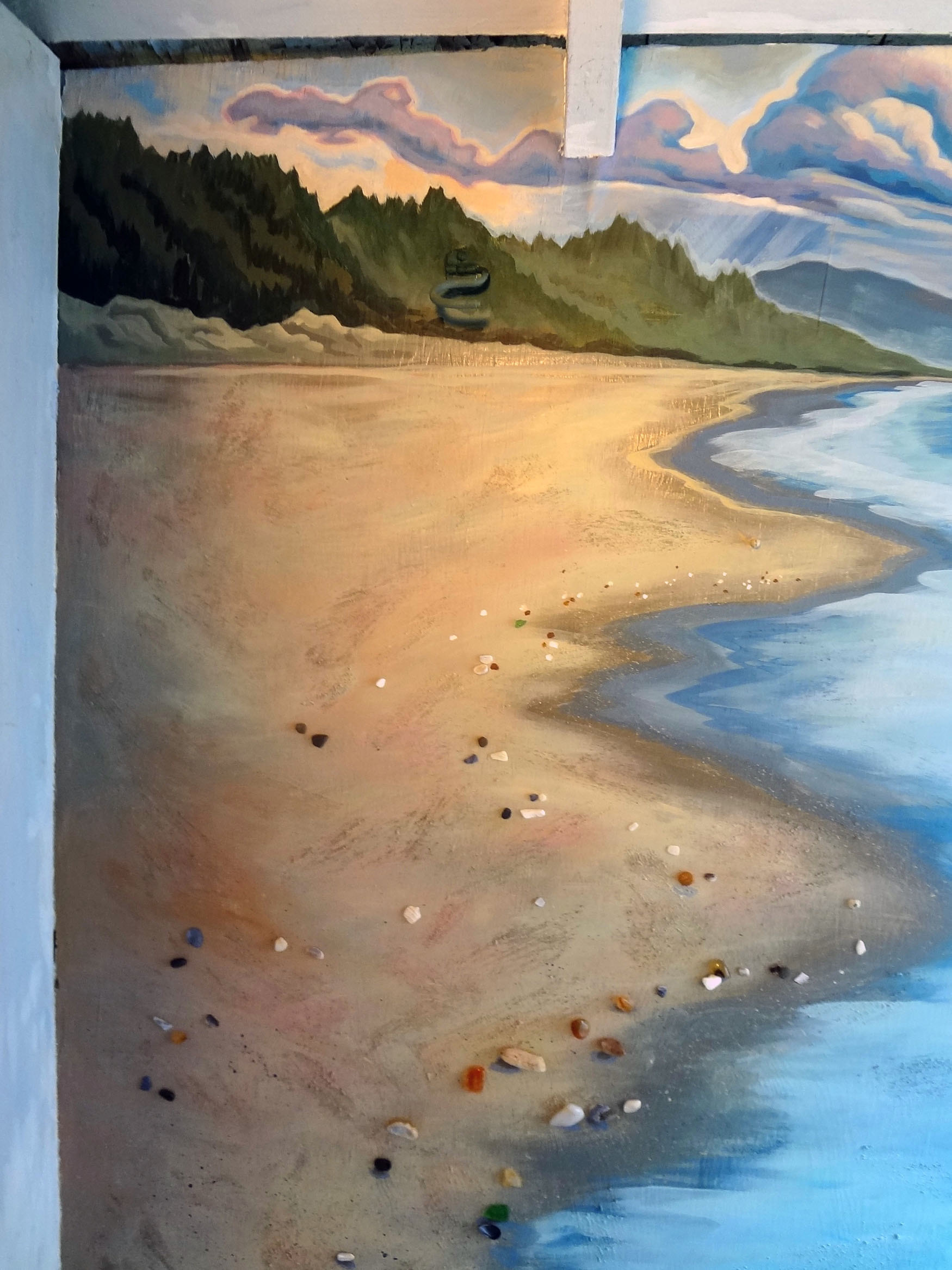 Portland, Or. Muralist