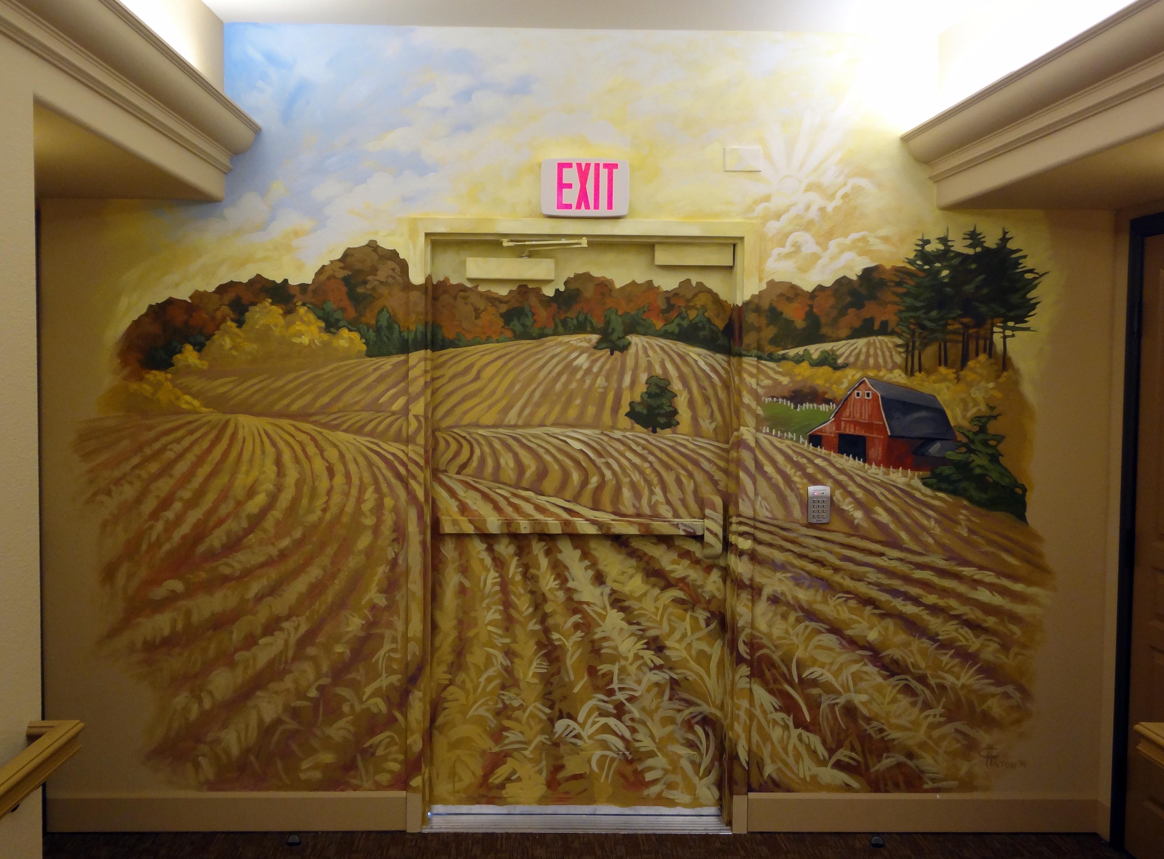 Portland Muralist