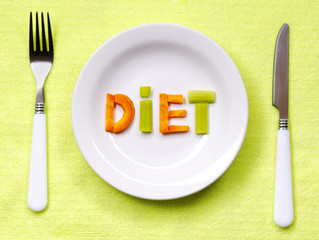 Want to start the New Year with a diet? Think again...