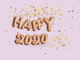 2020 Resolutions - Focus on your health.