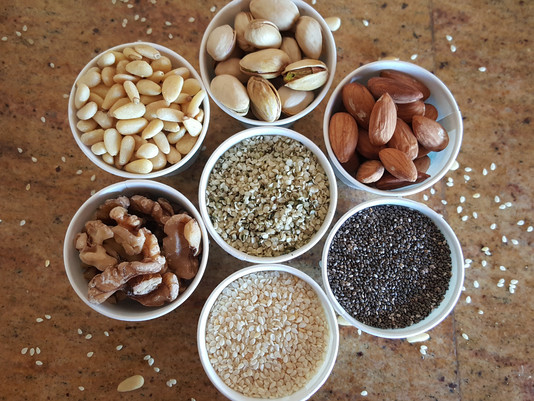 Why you should really soak nuts and seeds