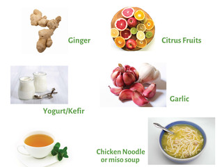 Nutrition can improve our immune system during Cold & Flu seasons.
