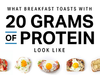 EAT YOUR BREAKFAST - Here are some simple and yummy toast recipes