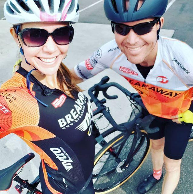 Morning ride together!_#biking #bike #he