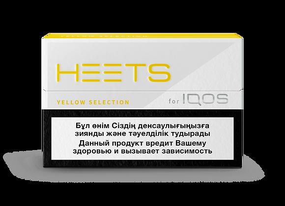 HEETS Yellow Selection 10 пачек