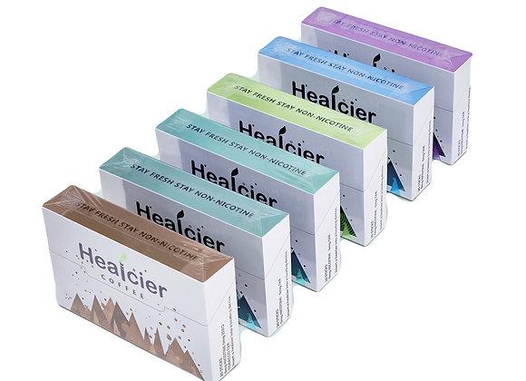Healcier MIX 10 пачек (все вкусы по 2 пачки)