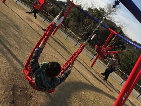公園へGO(^O^)/