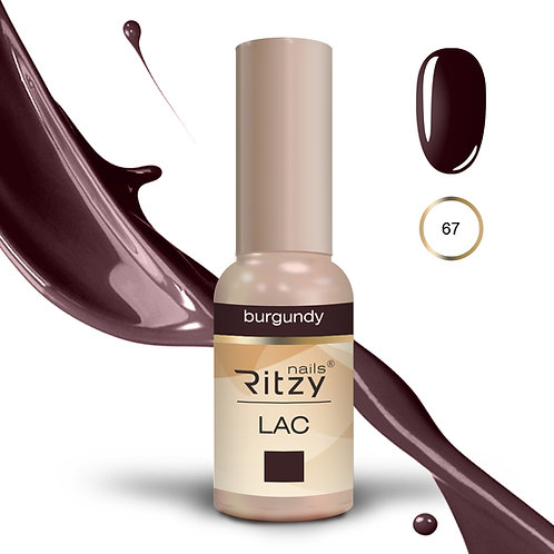 """""""burgundy"""" 67 RITZY Lac"""