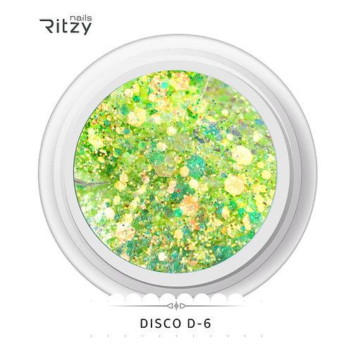 DISCO D-06 Glitter