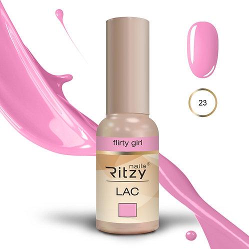 """""""flirty girl"""" 23 RITZY Lac"""