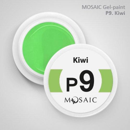 """Kiwi"" Gel Paint"