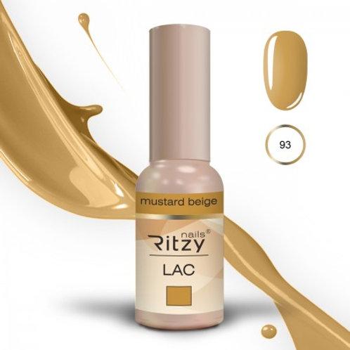 """""""mustard beige"""" 93 RITZY Lac"""