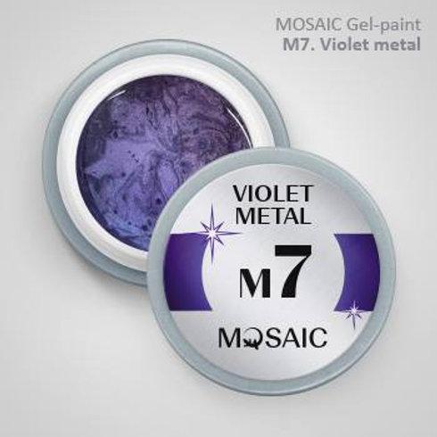 """""""Violet Metal"""" Gel Paint"""
