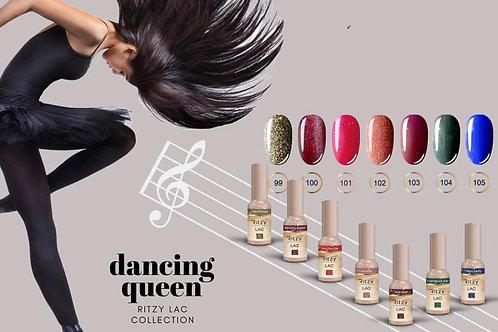 """C15 """"dancing queen"""" 7 colours"""