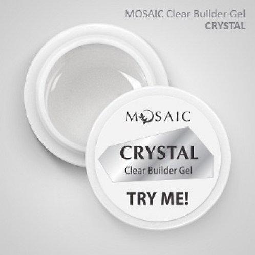 "Mosaic ""Crystal"" ""Try Me"" Clear Builder Gel"