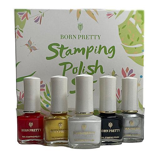 Sampling Nail Art Polish (set of 5) ml