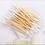 Thumbnail: Organic Bamboo Cotton Swabs 200pcs
