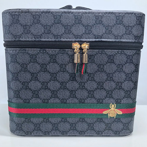 Cosmetic Carry Case - Black